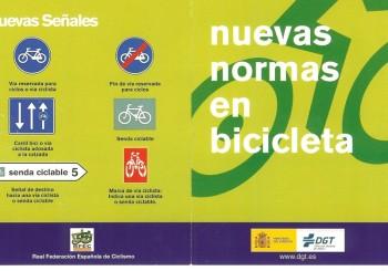 Normativa Bicicletas y Ciclos